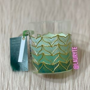 Starbucks 2021 Spring Mermaid Tail Glass C…